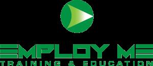 Employ Me Training and Education logo.